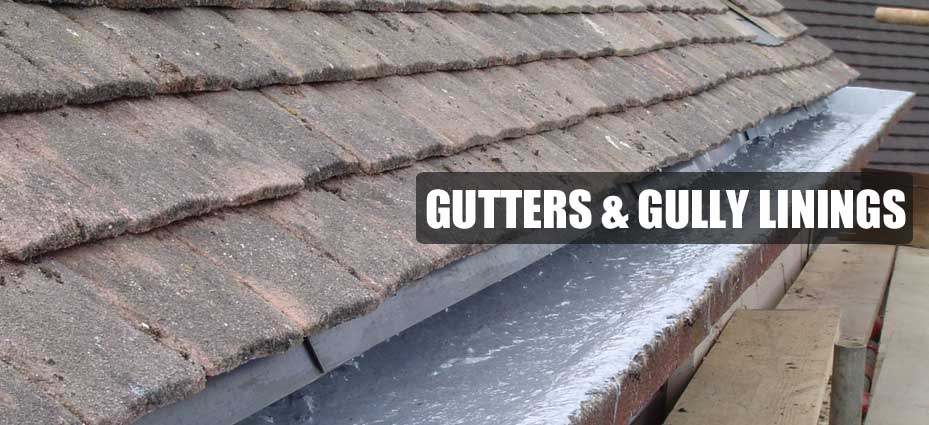 Gutter And Gulley Linings In Northampton